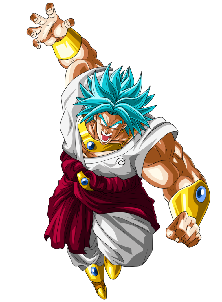 Broly PNG Image