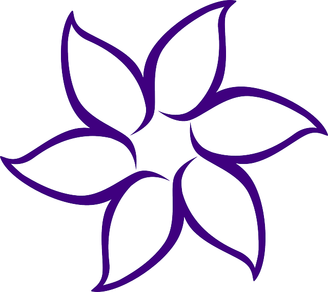 Cartoon Flowers PNG High-Quality Image