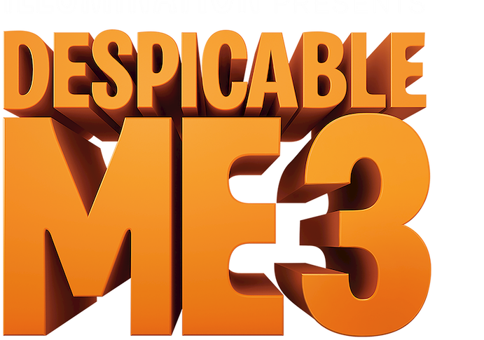 Despicable Me Logo PNG Picture