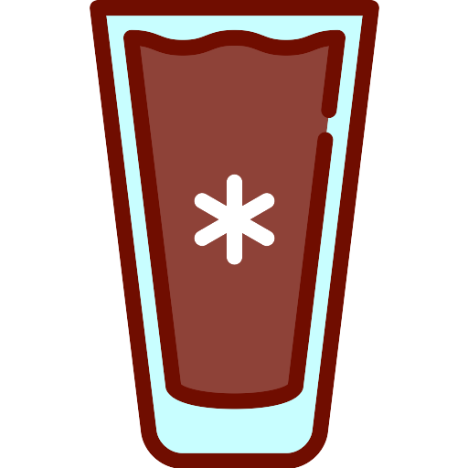 Vector Iced Coffee PNG Image