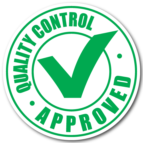 Approved Green Stamp PNG Image Background