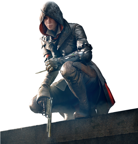 Assassin Creed Syndicate Game Free PNG Image