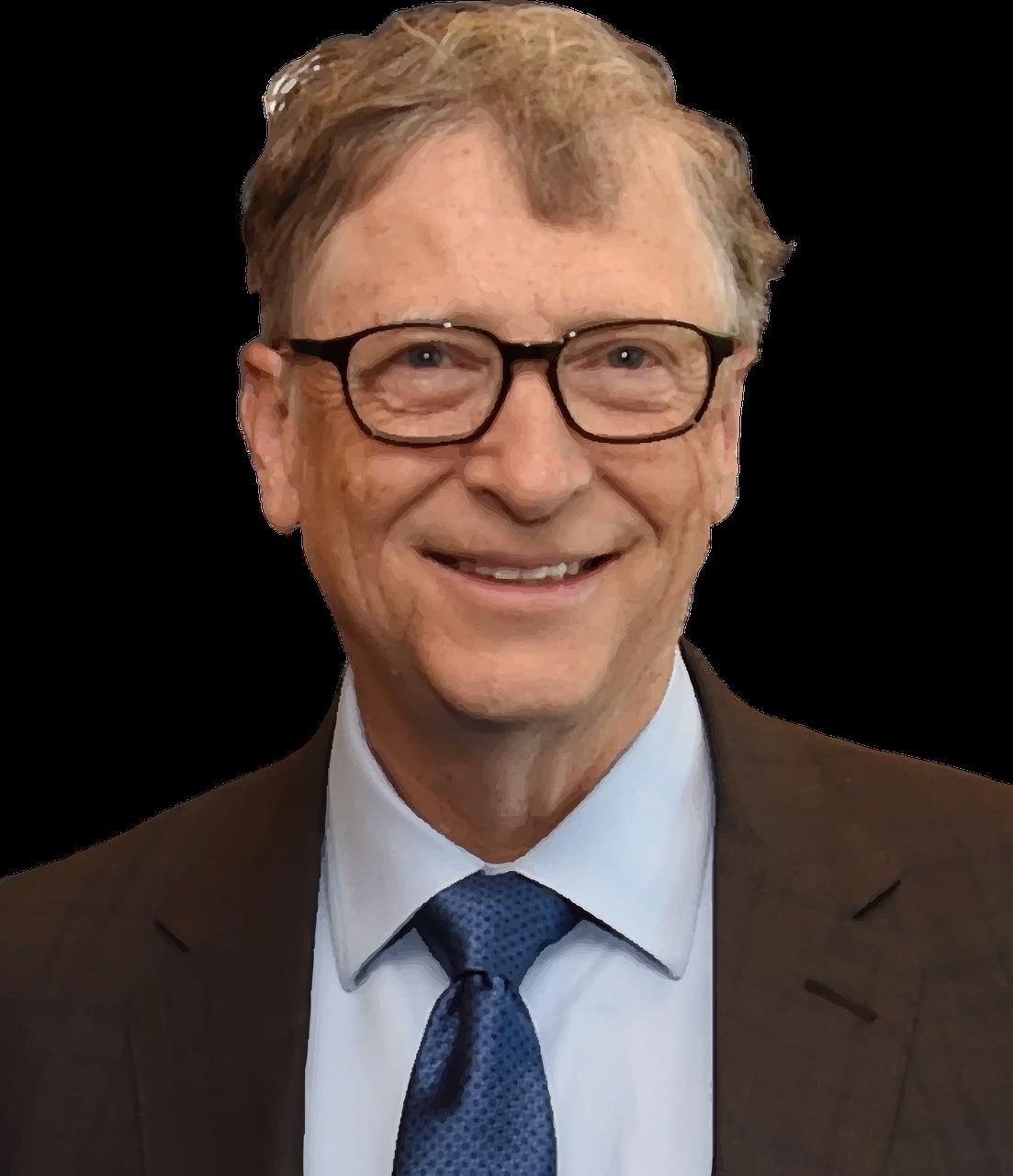 Bill Gates PNG Download Image