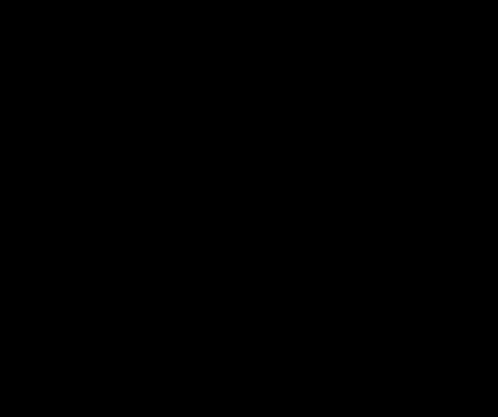 King Black Crown Transparent Image