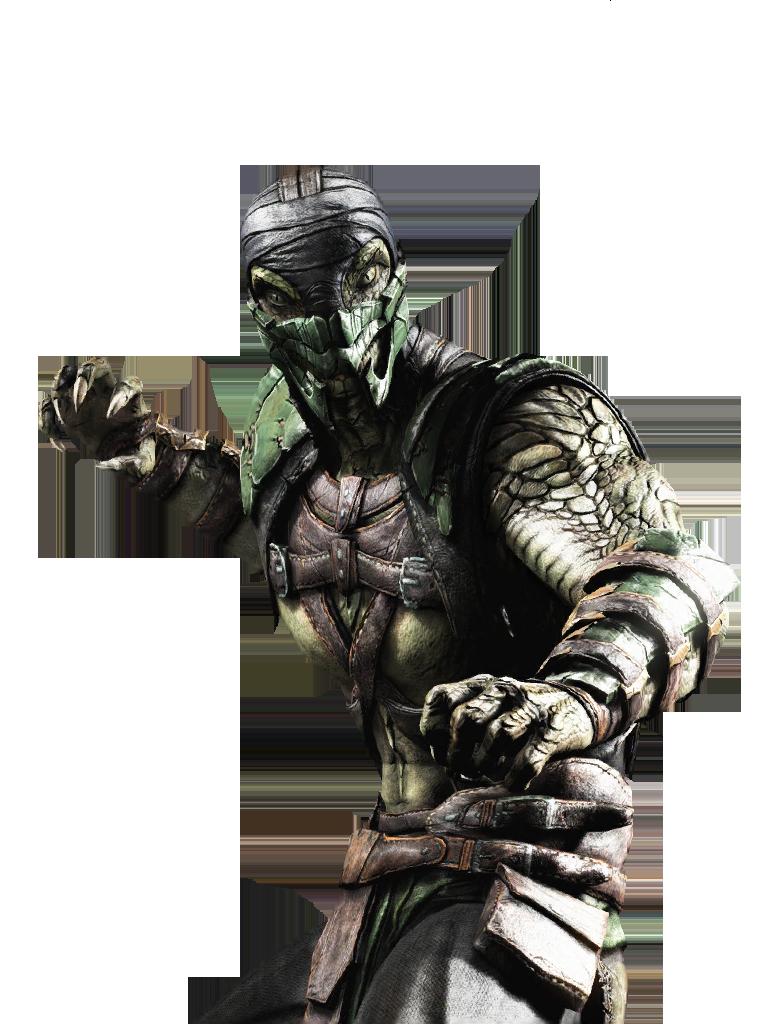 Mortal Kombat Game Characters Transparent Images
