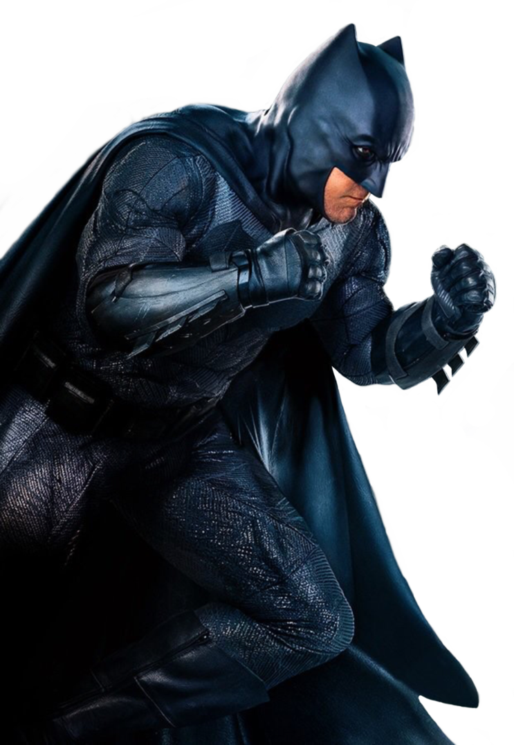 Ben Affleck Batman PNG Photo