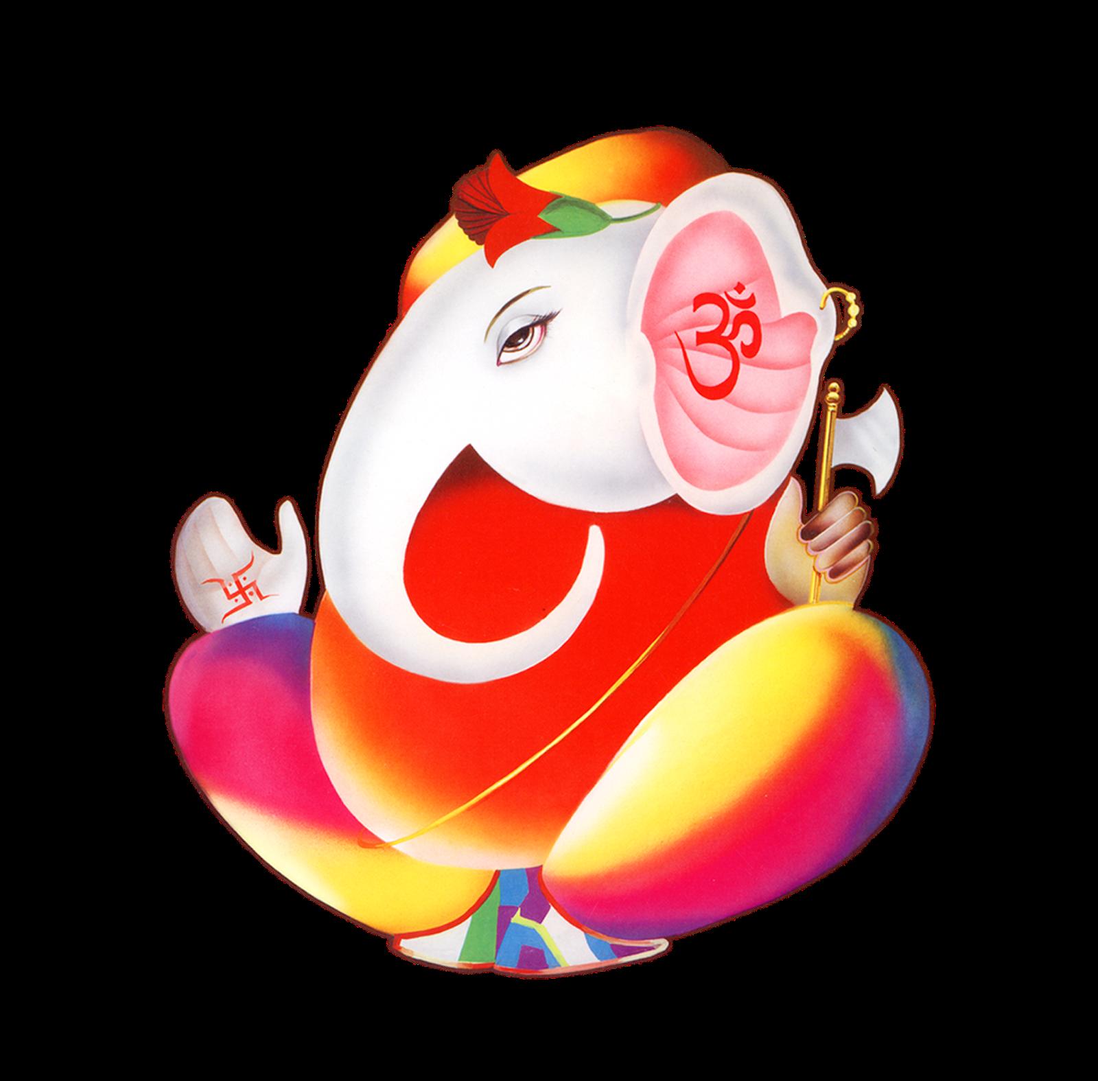Ganesh Free PNG Image