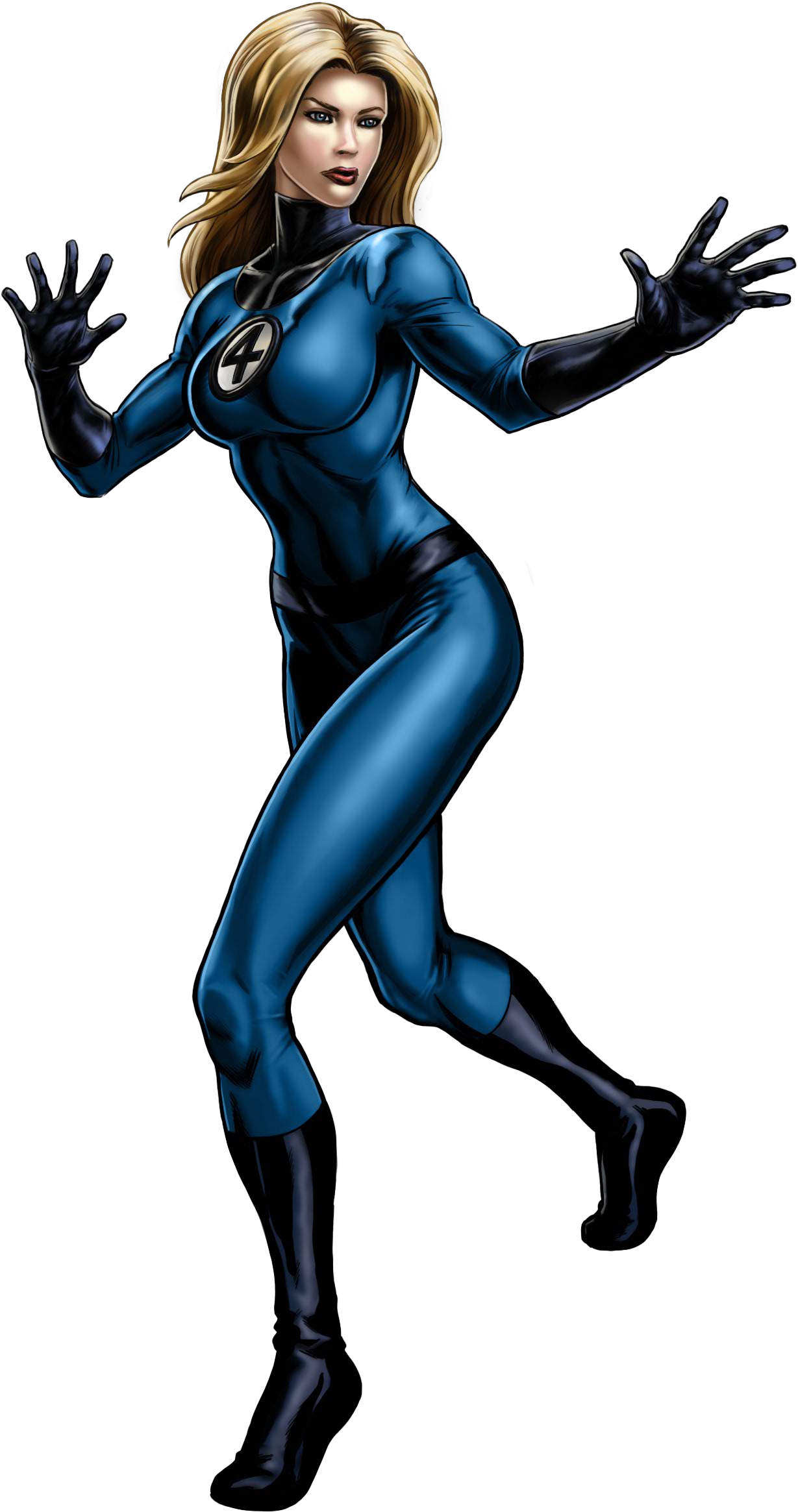 Invisible Woman Transparent Images