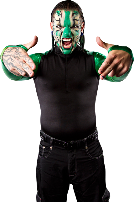 Jeff Hardy PNG Image Background