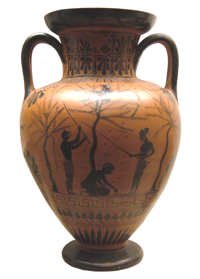 Classical Vase PNG High-Quality Image