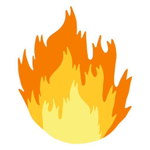 Fire Effect PNG Image