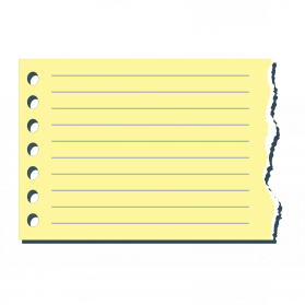 Paper Sheet PNG High-Quality Image