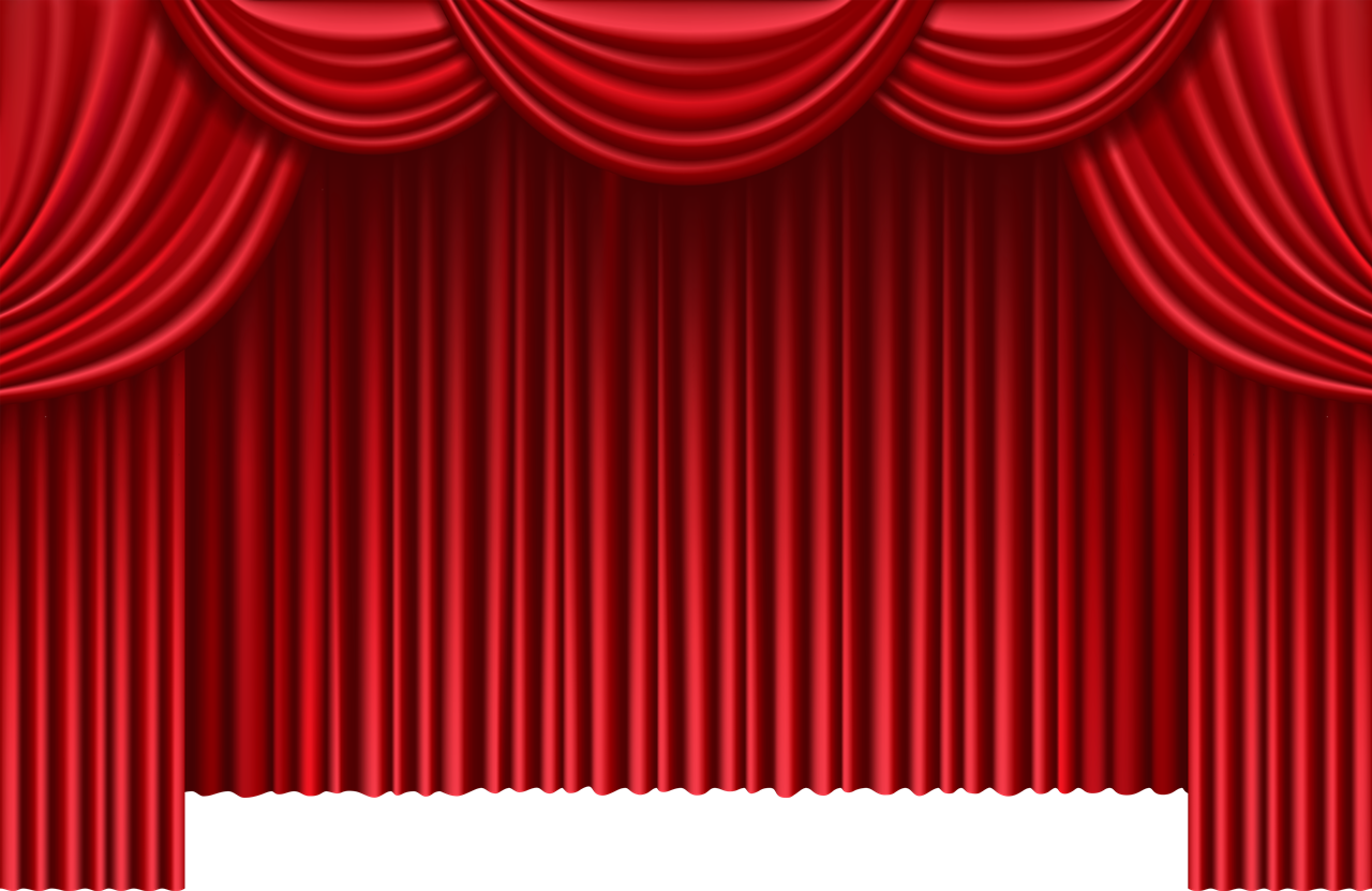 Curtain PNG Transparent Image