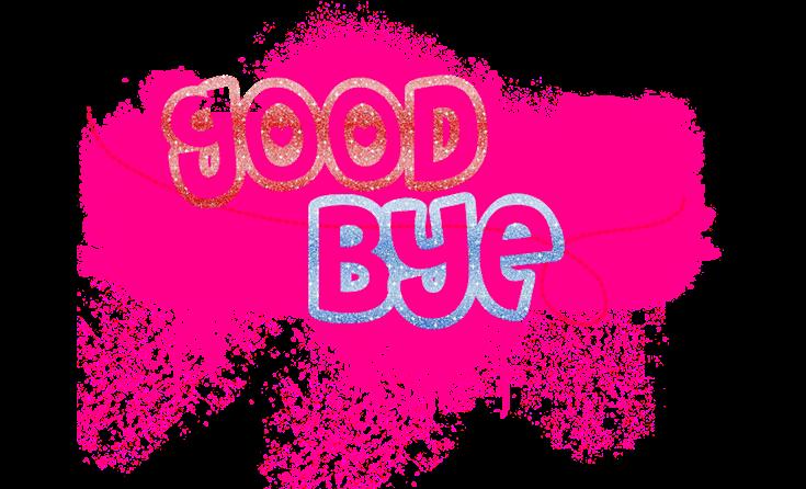 Goodbye Transparent Images
