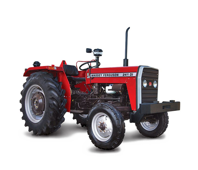 Tractor PNG High-Quality Image