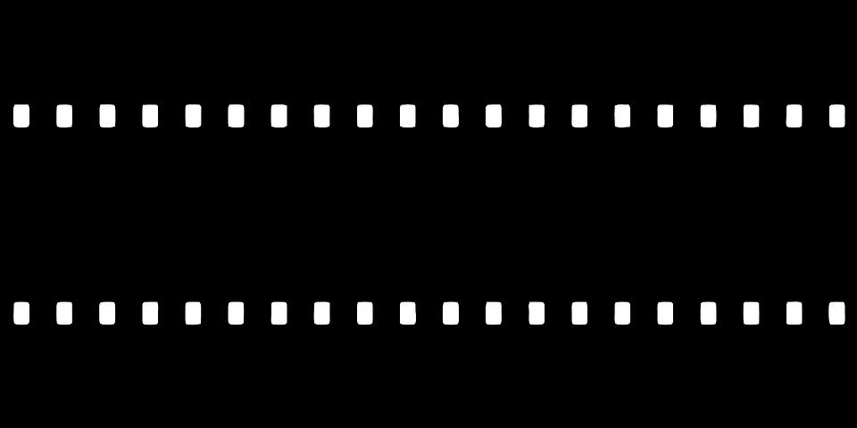 Filmstrip PNG Background Image