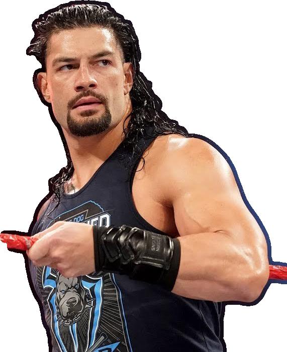 WWE Roman Reigns Transparent Images