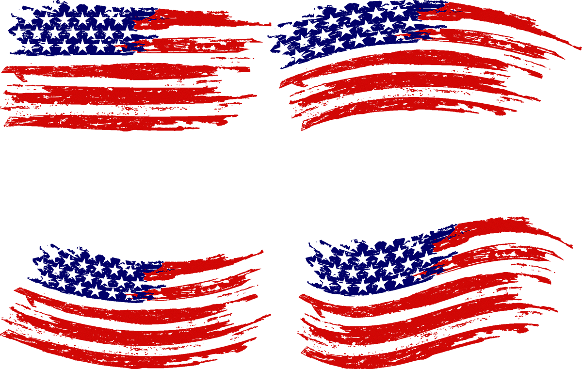 American Flag PNG Photo