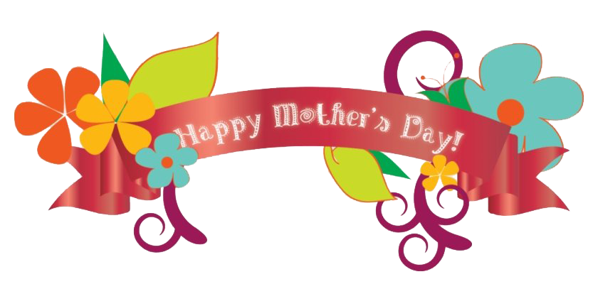 Celebrating Mothers Day PNG High-Quality Image