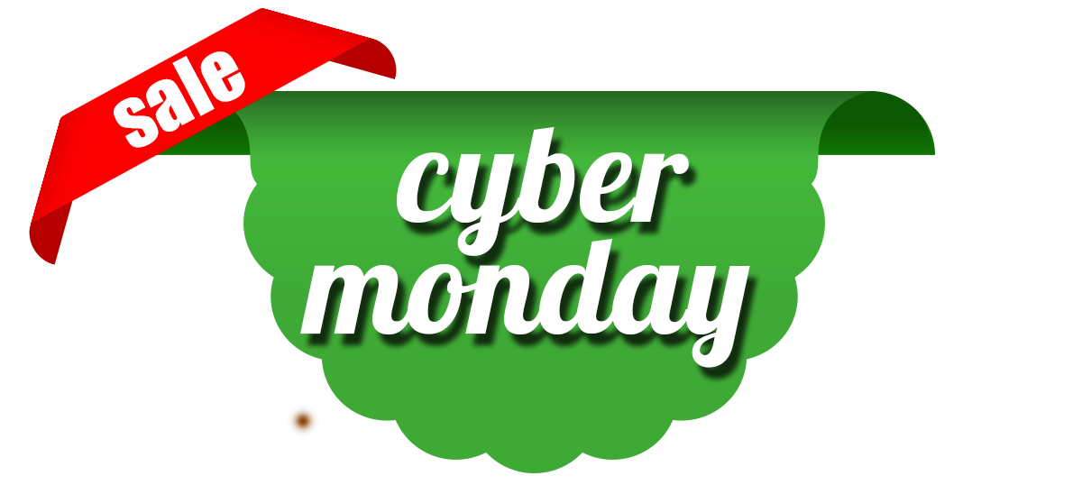 Cyber Monday Deal Sale PNG Image Background