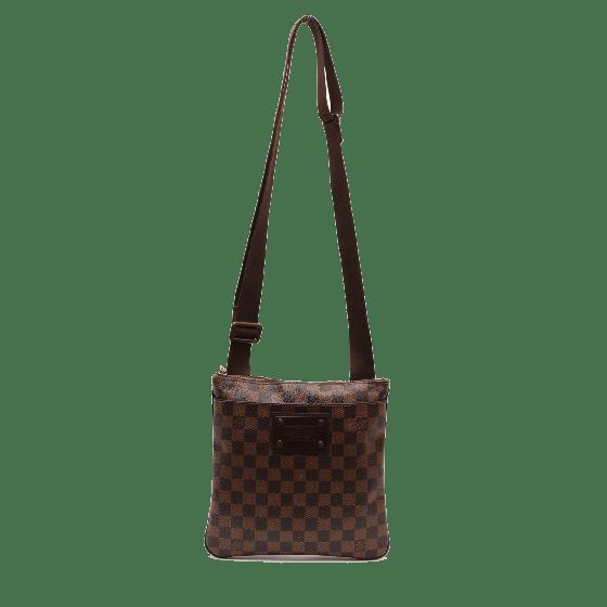 Brown Louis Vuitton Purse PNG Transparent Image